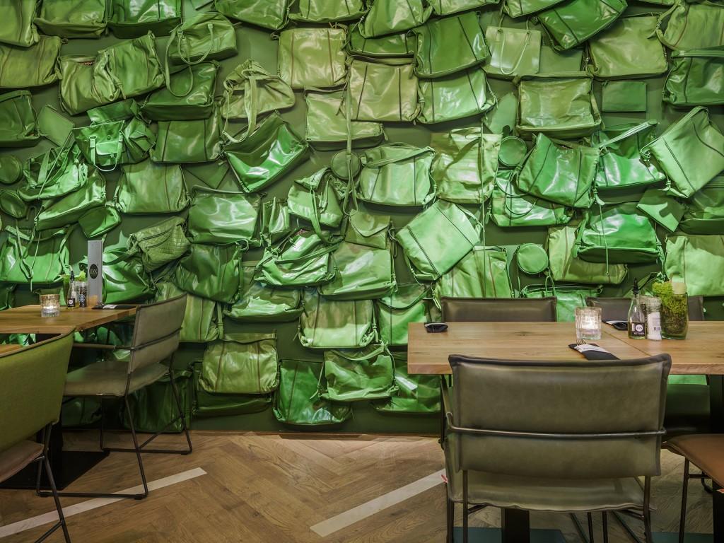 Grand Cafe Du Nord Kaatsheuvel dames wand