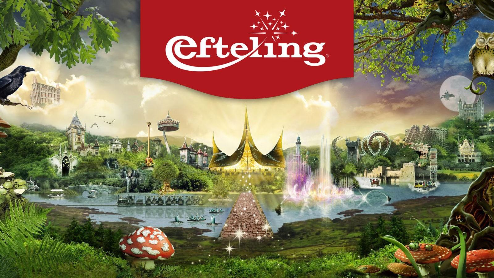 Restaurant dicht bij Efteling